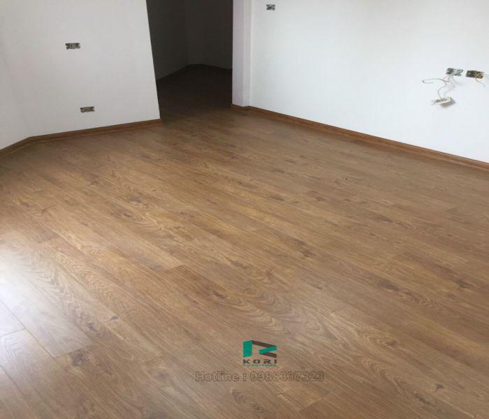 Sàn nhựa vân gỗ đẹp giá rẻ
