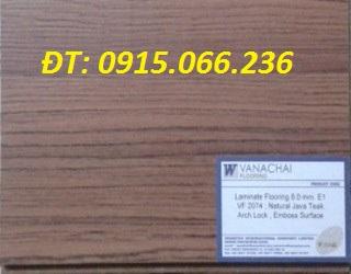 Sàn gỗ vanachai VF2074