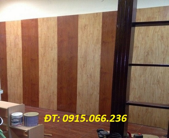 go op tuong, ốp gỗ, ốp gỗ tường giá rẻ hà nội,