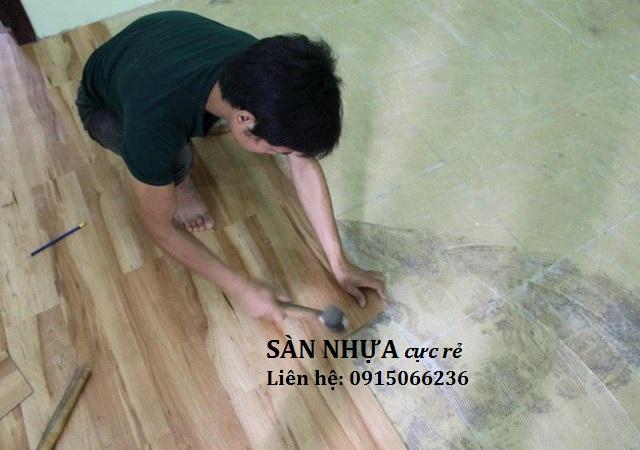 thi-cong-san-nhua-vinyl, Sàn nhựa vinyl là gì