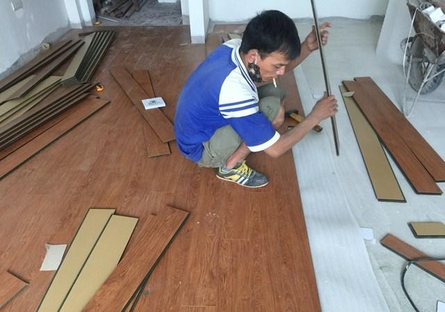 sàn gỗ giá rẻ, san go, san go cong nghiep