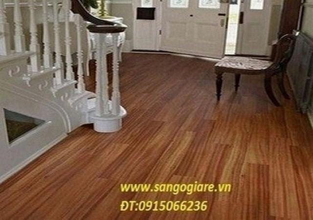 Sàn gỗ công nghiệp nào chịu nước, san go, san go cong nghiep, van san