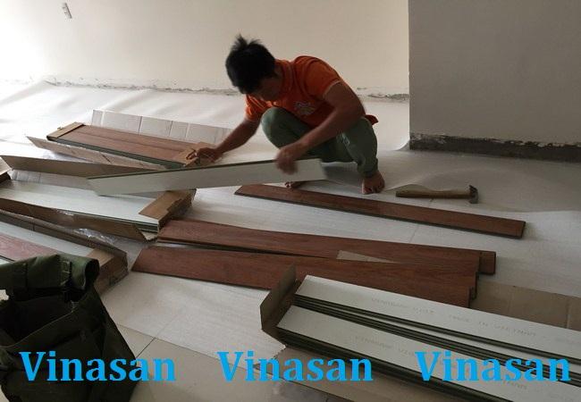 thi cong san go, san go ha giang, van san ha giang, Sàn gỗ công nghiệp tại Hà Giang
