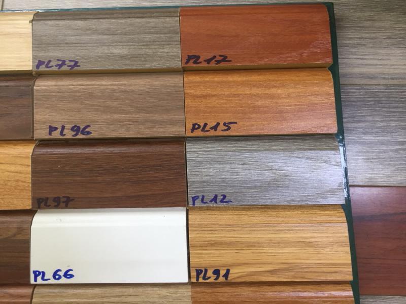 mẫu phào chân tường gỗ, len chân tường gỗ, phào laminate giá rẻ,
