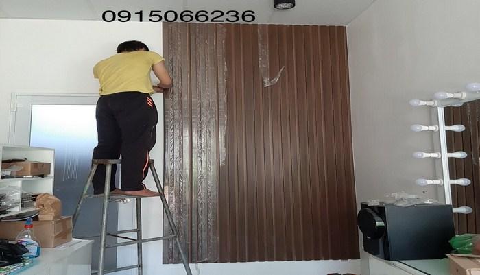Báo giá thợ thi công ốp tường gỗ , làm sàn gỗ công nghiệp tại vinh nghệ an,