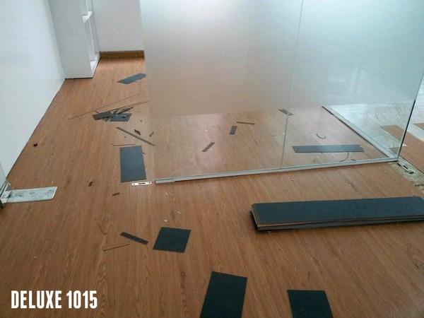 sàn nhựa, thi công sàn nhựa, sàn nhựa hèm khóa