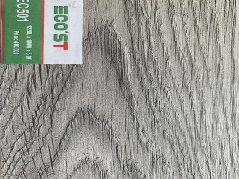 sàn nhựa eco'st ec 501, báo giá sàn nhựa giả gỗ eco'st,