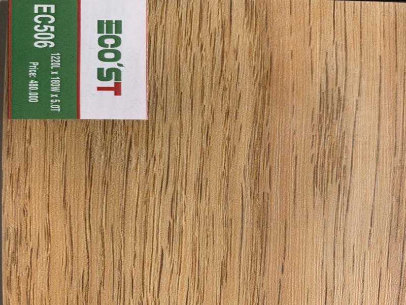 mẫu sàn nhựa eco'st EC 506,