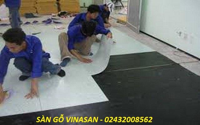 có nên dùng sàn nhựa vân giả gỗ, lợi ích dùng sàn nhựa vân giả gỗ