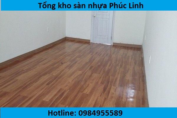 thi cong san nhua ha noi, san nhua,Thi công sàn nhựa tại phố Kim Mã