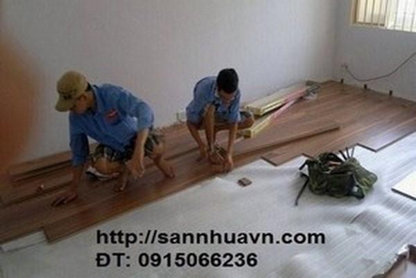 thi cong san nhua tai kim lien,Thi công sàn nhựa tại phố Chùa Bộc