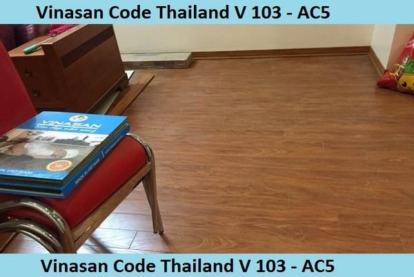 sàn gỗ V103 cao cấp