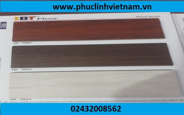 mã sản phẩm IB- 5025 , giá sàn nhựa IB- 5025