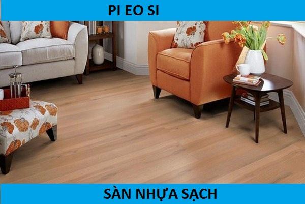 lợi ích sàn nhựa vân giả gỗ