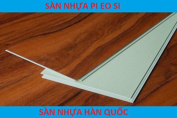 mẫu sàn nhựa nhập khẩu Hàn Quốc