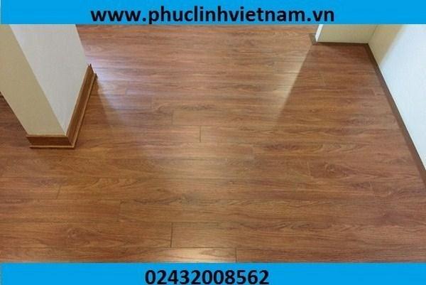 lợi ích khi sử dụng sàn gỗ công nghiệp