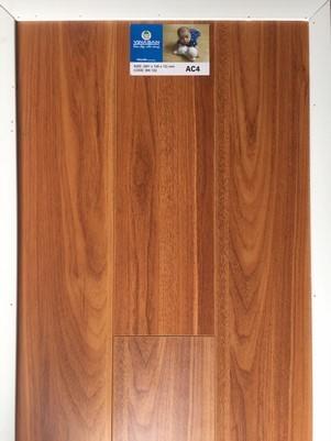 Hình ảnh mẫu sàn gỗ BN122 - sàn gỗ Thái Lan