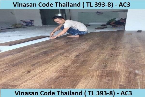 có nên sử dụng sàn gỗ TL393- 8 ?