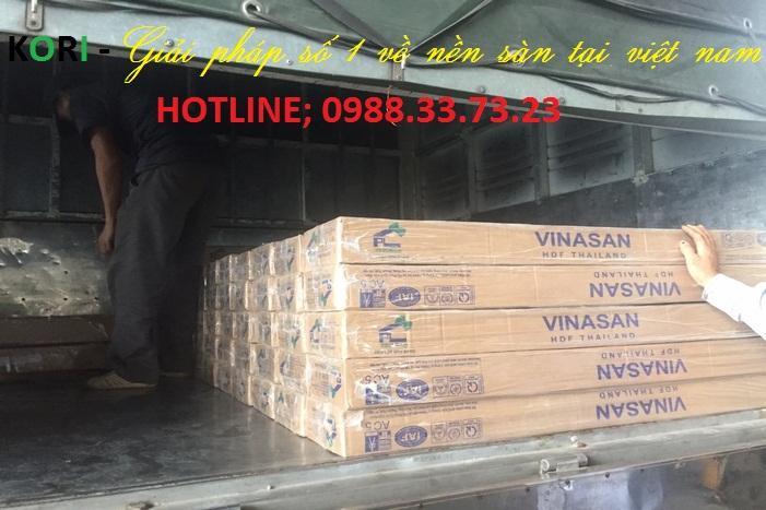 sàn gỗ công nghiệp vinasan BN124,