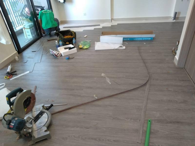 ván sàn nhựa tại phú yên giá rẻ, cấu tạo sàn nhựa,